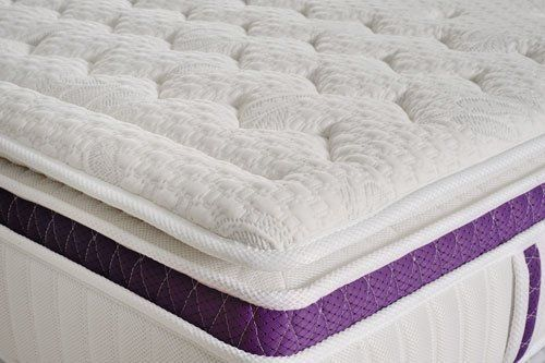 angolo di un materasso