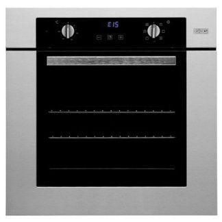 un forno con uno schermo digitale
