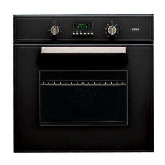 un forno di color nero