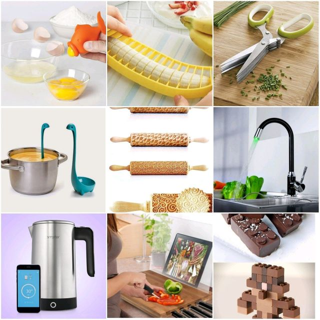 Kitchen Gadgets are Like Kitchen Sales