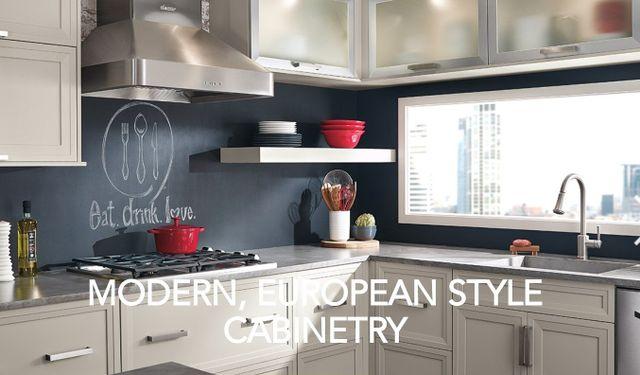 Modern European Style