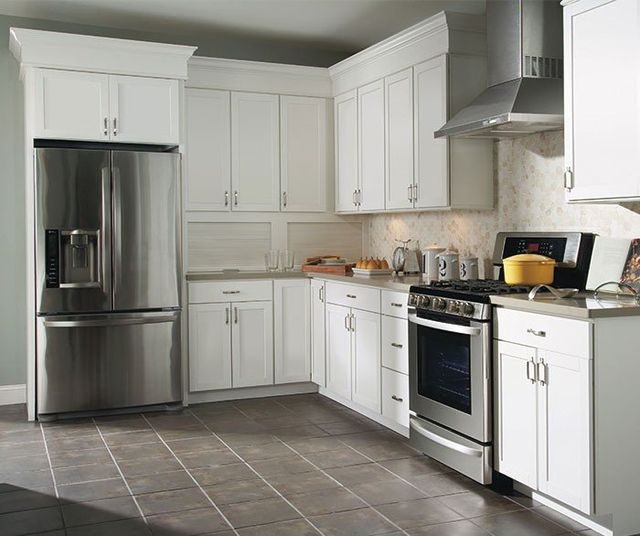 Shaker Cabinets 15% - 20% Off Now at Kitchen Sales Knoxville TN