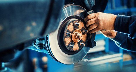 car brake replacement