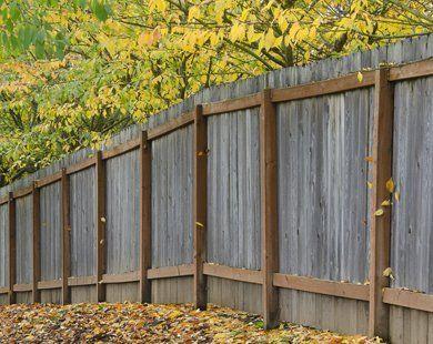 metal sheet fencing