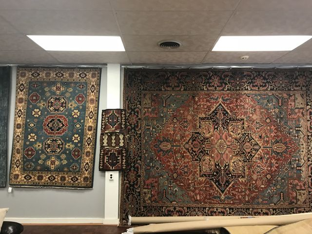 Oriental Cleaning — Oriental Carpets in Poughkeepsie, NY
