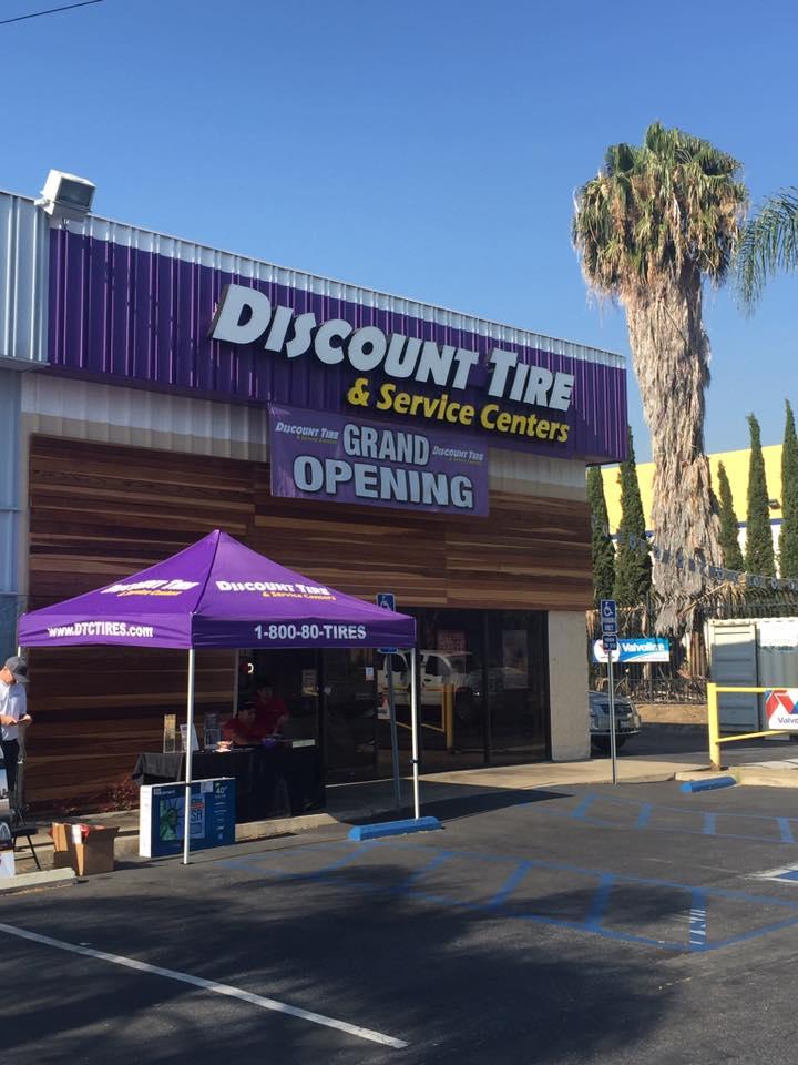 Gardena, CA Discount Tire Centers Grand Opening