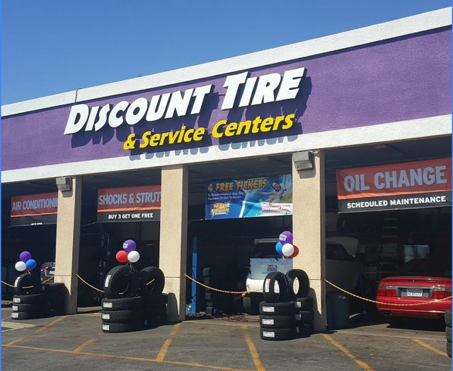 Discount Tire and Service Centers - Wildomar