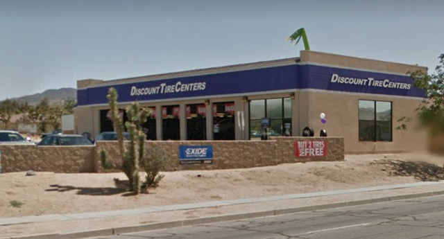 Discount Tire Hours Sunday >> Oil Change, Tire & Auto Service - Yucca Valley, CA ...