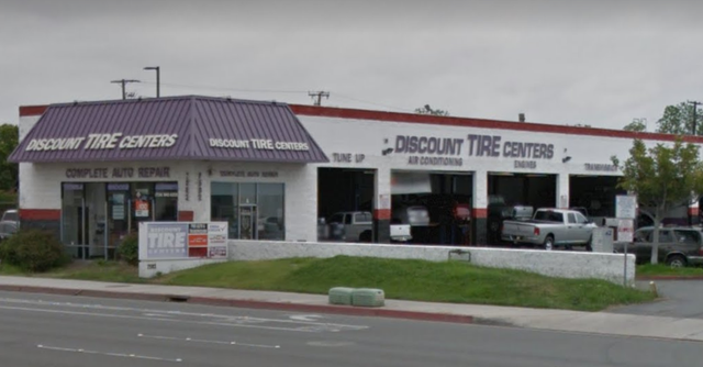 Discount Tire Centers Huntington Beach, CA location