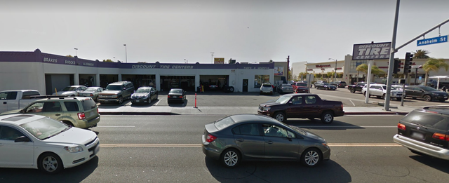 Discount Tire Centers Long Beach, CA location