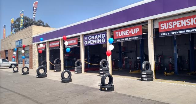 Discount Tire Centers San Bernardino South E Street
