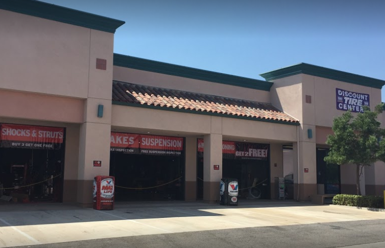 Discount Tire Centers Wildomar, CA location