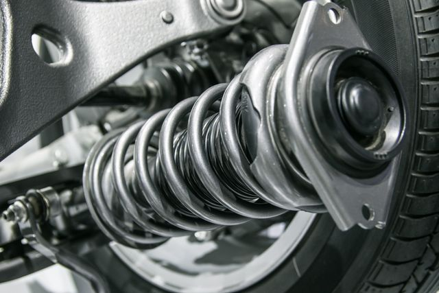 Suspension Service - Discount Tire Centers