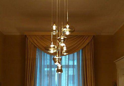 Lampadari Per Studio Classico.Illuminazione D Interni Napoli Na Versioneluce Sas