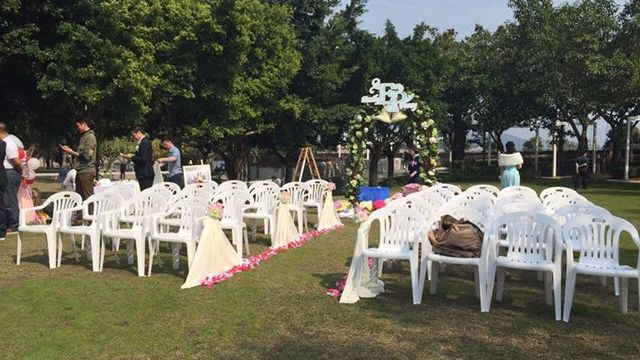 Marriage Registration / Wedding Ceremonies- Outdoor, Theme Park