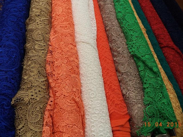 Fabrics and textile supplies in Auckland