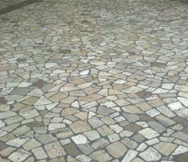 pavimenti di granito, pavimenti di marmo anticato