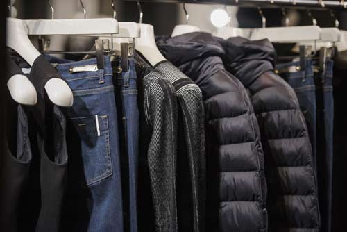 Abbigliamento uomo alla moda e di qualità presso Solimena Antonio a Torino