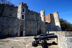 Ghost Hunter Tours Upnor Castle