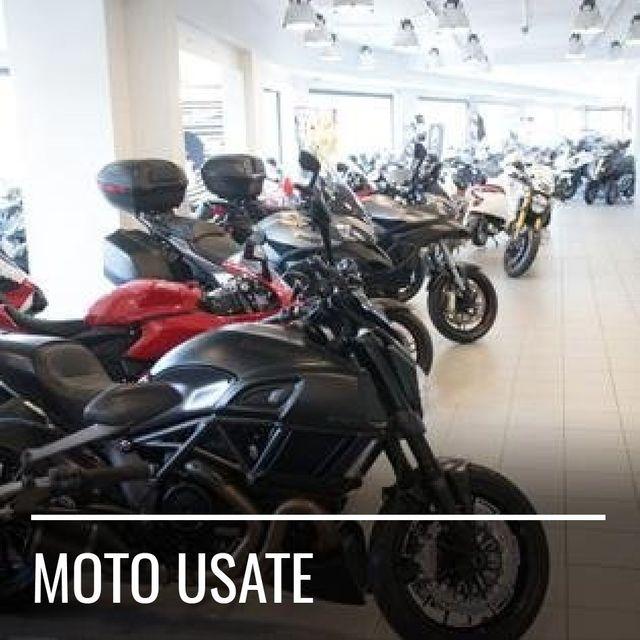 Moto usate a Varese
