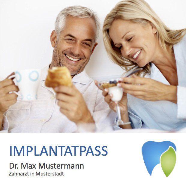 Ihr eigener Implantat-Pass