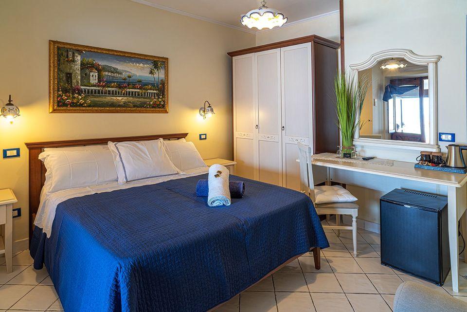 Bed And Breakfast Nella Natura Castellabate Sa Villa Leucosia