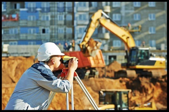 commercial surveying in Bryan, TX