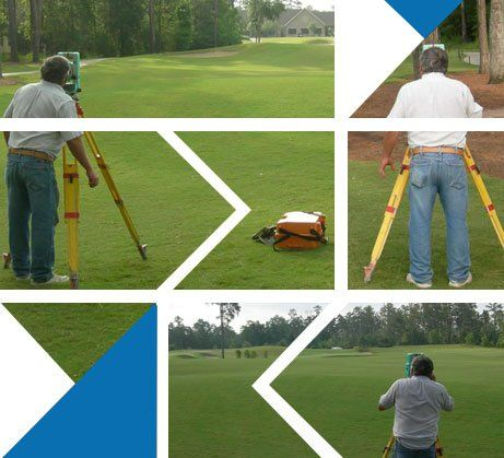 surveying contractors in College Station, TX