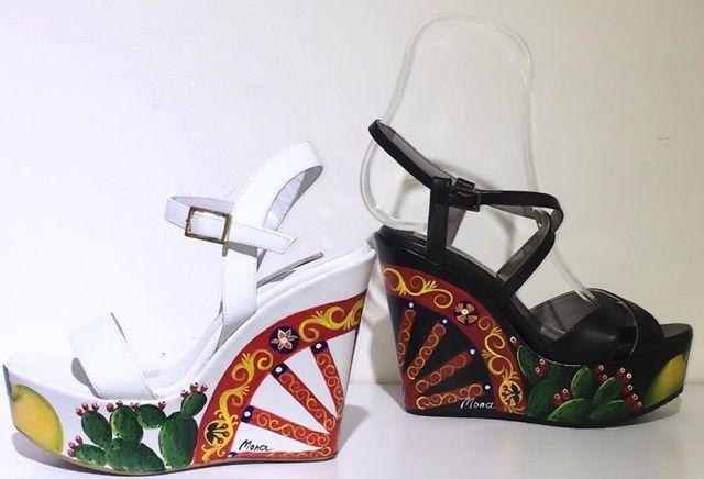 new style 2c195 628dd Custom made footwear for women | Catania, CT | Luciana Cavalli