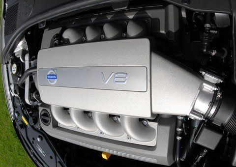 Volvo v8 engine