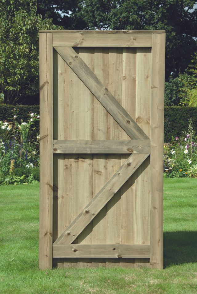Elite Featheredge Gate