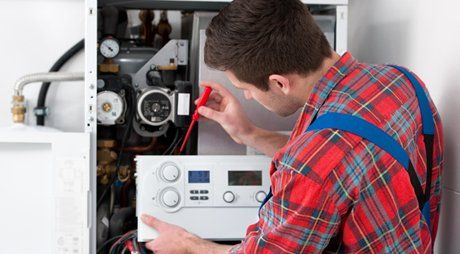 Boiler repairs