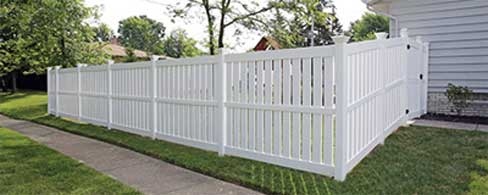 Pvc Fencing In Camp Hill Pa Tyson Fence Co