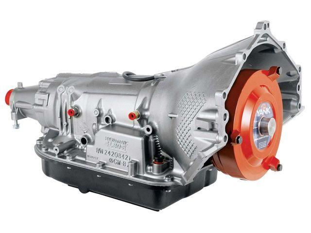 image d'une transmission automatique