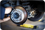image d'un système de freins d'automobile