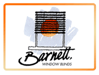 Barnett Window Blinds logo