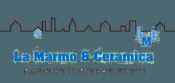 LA MARMO & CERAMICA– LOGO