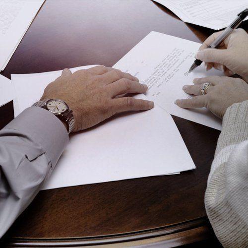 Legal procedures