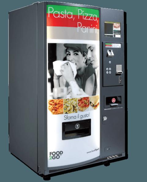 Distributore automatico Food 2go