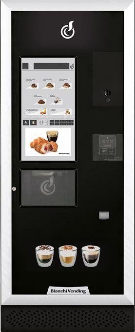 distributore automatico LEI500 TOUCH