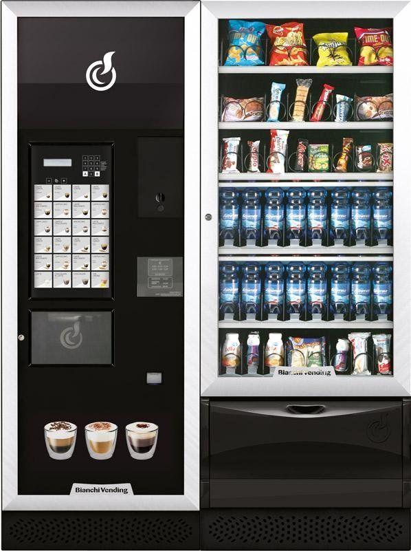 distributore automatico LEI700 SMART + VISTA L SLAVE