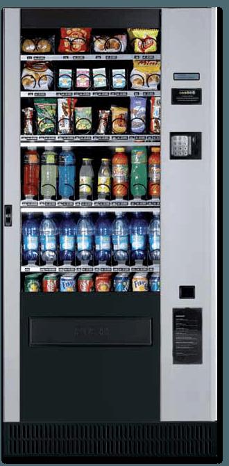 distributore automatico Refrigerati 183 cm/8°