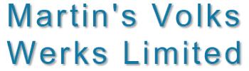 Martin's Volks Werks Limited logo