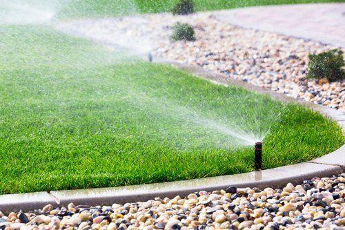 Installation for Commercial Sprinkler in San Antonio TX