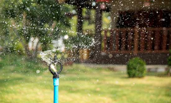 Repaired Lawn Sprinkler in San Antonio TX