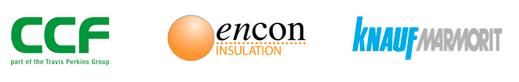 CCF, Encon, Knuafmarmorit Company logo
