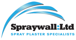 Spraywall:Ltd Spray Plaster Specialists Company Logo