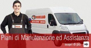 Installatore autorizzato Amico Riello