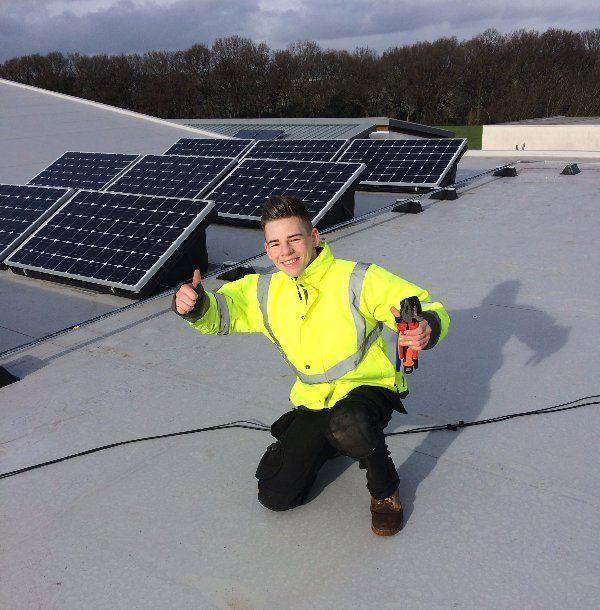 solar installation expert
