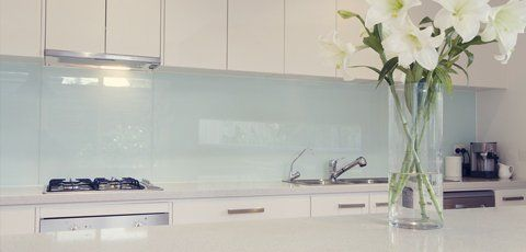 Elegant Kitchen Panelling